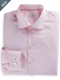 Eton® Mini Houndstooth Dress Shirt