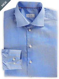 Eton® Gingham Dress Shirt