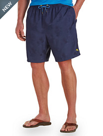 Tommy Bahama® Naples 3 Palm Night Jacquard Swim Trunks