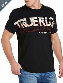 True Religion® Retro Logo Tee