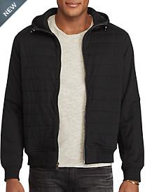 Polo Ralph Lauren® Quilted Jersey Full-Zip Hoodie