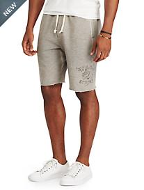 Polo Ralph Lauren® Graphic Fleece Shorts