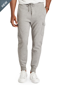 Polo Ralph Lauren® Double-Knit Cargo Joggers