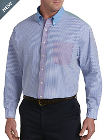 Brooks Brothers® Colorblock Seersucker Sport Shirt