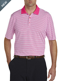 Cutter & Buck™ CB DryTec™ Seapines Stripe Polo