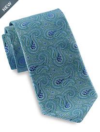 Robert Talbott Best of Class Textured Paisley Silk Tie