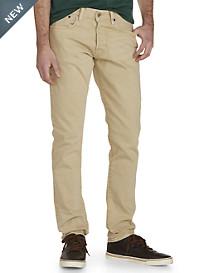 Polo Ralph Lauren® Hampton Straight-Fit Lightweight Sander Wash Jeans