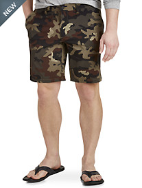 Polo Ralph Lauren® Camo All-Day Beach Swim Shorts