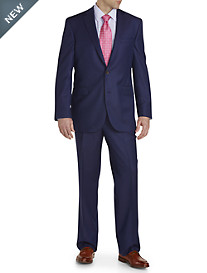 Jack Victor® Mini Check Wool Nested Suit – Executive Cut