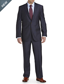 Jack Victor® Grid Wool Nested Suit – Executive Cut