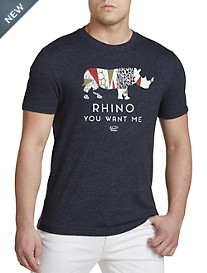 Original Penguin® Rhino You Want Me Tee