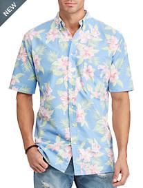 Polo Ralph Lauren® Floral Print Oxford Sport Shirt