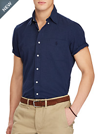 Polo Ralph Lauren® Seersucker Sport Shirt