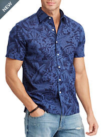Polo Ralph Lauren® Tropical Poplin Sport Shirt