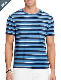Polo Ralph Lauren® Yarn-Dyed Cotton Slub T-Shirt