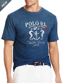 Polo Ralph Lauren® Seahorse Graphic T-Shirt