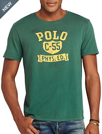 Polo Ralph Lauren® Polo Phys Ed Graphic Tee