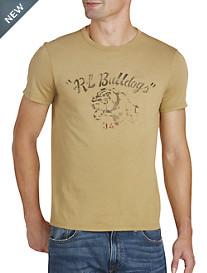 Polo Ralph Lauren® Polo Bulldogs Graphic Tee