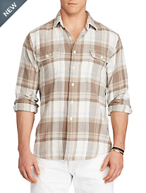 Polo Ralph Lauren® Plaid Western-Style Shirt