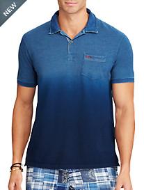 Polo Ralph Lauren® Artisan Mesh Dip-Dye Polo