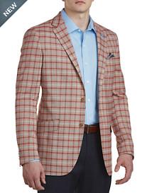TailorByrd Plaid Sport Coat