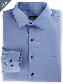 Rochester Non-Iron Circle Texture Dobby Dress Shirt