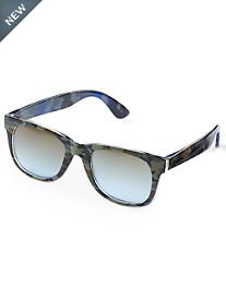 True Nation® Camo Retro Sunglasses