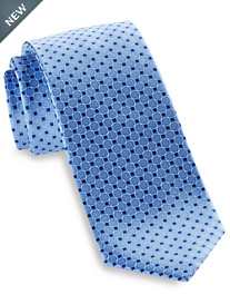 Michael Kors® Interconnected Cubes 2 Silk Tie