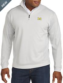 Cutter & Buck® University of Michigan Quarter-Zip Pullover