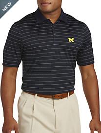 Cutter & Buck® University of Michigan Stripe Polo