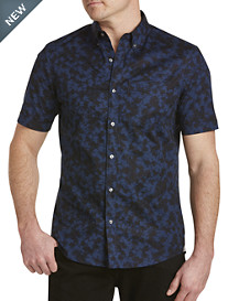 Michael Kors® Camo-Print Sport Shirt