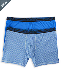 Jockey® 2-pk ActiveMicro Boxer Briefs