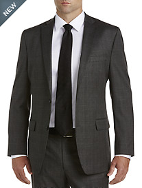 Michael Kors® Glen Plaid Suit Jacket