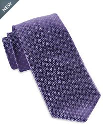 Robert Talbott Small Floral Neat Silk Tie