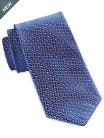 Robert Talbott Best of Class Small Geo Neat Silk Tie