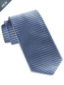 Robert Talbott Best of Class Horizontal Oxford Stripe Silk Tie