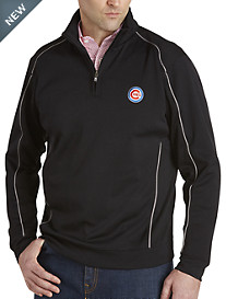 Cutter & Buck™ Chicago Cubs Performance Quarter-Zip Pullover