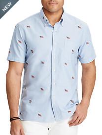 Polo Ralph Lauren® USA Flag Oxford Sport Shirt