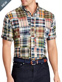 Polo Ralph Lauren® Patchwork Madras Sport Shirt