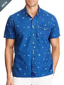 Polo Ralph Lauren® Stars Popover Sport Shirt