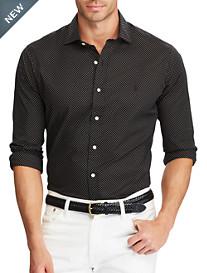 Polo Ralph Lauren® Mini Dot Poplin Sport Shirt