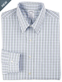 Brooks Brothers® Non-Iron Tattersall Dress Shirt
