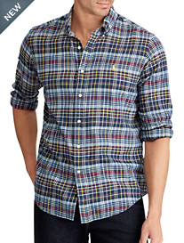 Polo Ralph Lauren® Madras Plaid Sport Shirt