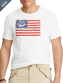 Polo Ralph Lauren® American Flag Tee