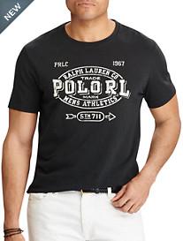 Polo Ralph Lauren® Men's Athletic Jersey Graphic T-Shirt