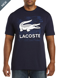 Lacoste® Sport Tech Graphic Tee