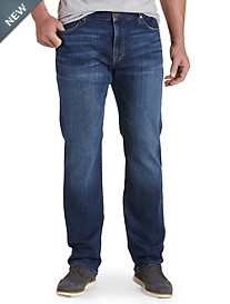 Joe's Jeans Brixton King Straight Fit Stretch Jeans – Bradlee Medium Wash