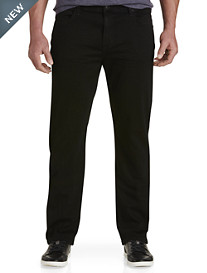 Joe's Jeans Brixton King Straight Fit Stretch Jeans – Griffith Black Wash