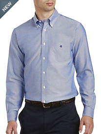 Brooks Brothers® Non-Iron Textured Dobby Oxford Sport Shirt