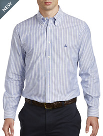 Brooks Brothers® Non-Iron Stripe Oxford Sport Shirt
